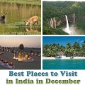 BEST PLACES TO VISIT IN INDIA IN DECEMBER