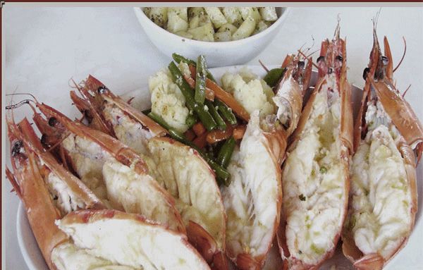 Night life in goa - Goa Sea Food