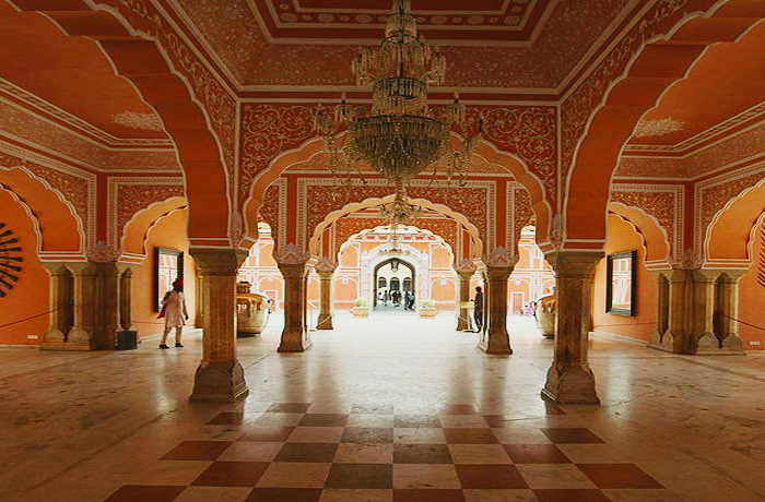 luxury travel india