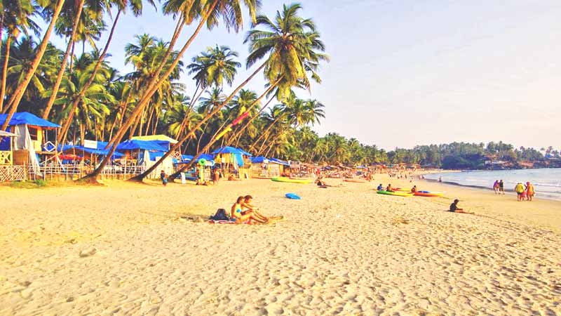 vacation india