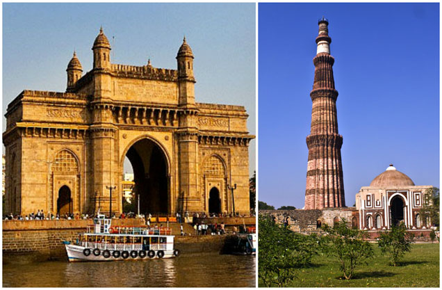 India is one country which can provide you some of the best admire architecture