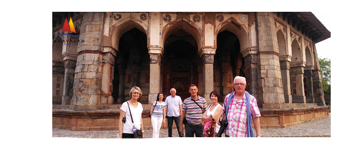 Bespoke Travel to India