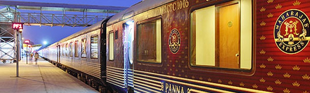 Luxury Train Tour in India