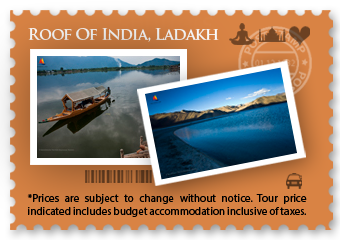 holiday package tour leh & ladakh