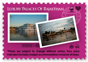 rajasthan luxury tour packages