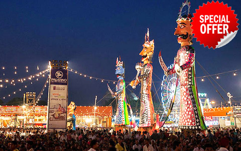 Discover India kota dussehra special offers