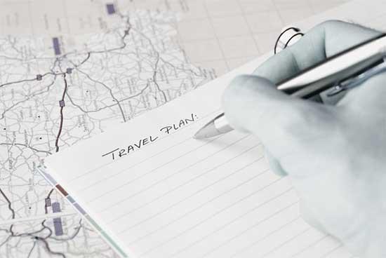 India Travel Plan