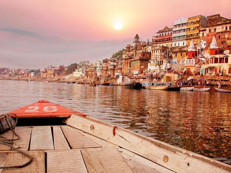 Varanasi - Travelling in india