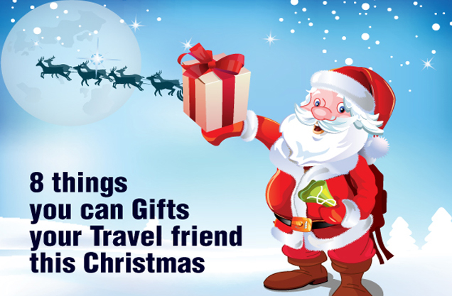 infographic 8 things you can gift your travel friend this christmas