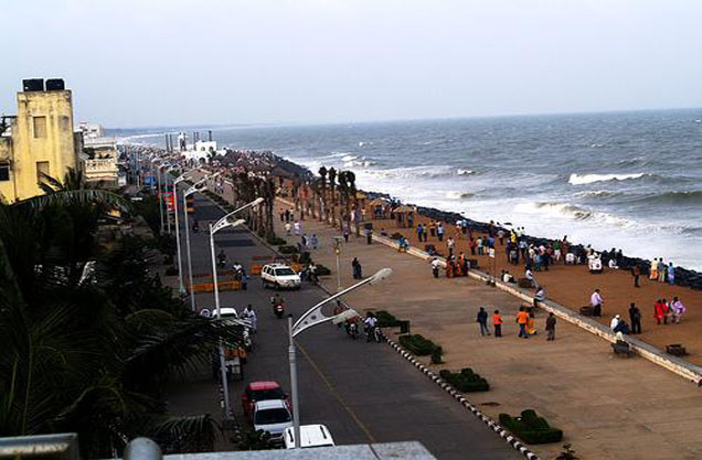 Pondicherry is very famous for its beach parties